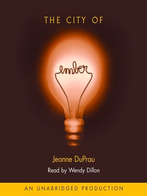 Click this cover for a(n) Audiobook sample of The City of Ember.