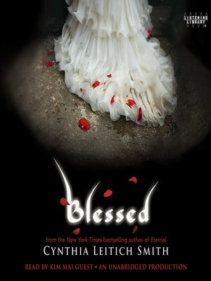 Click this cover for a(n) Audiobook sample of Blessed.