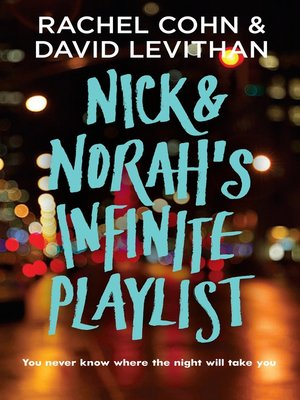 Cover of Nick & Norah's Infinite Playlist