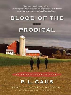 Click this cover for a(n) Audiobook sample of Blood of the Prodigal.