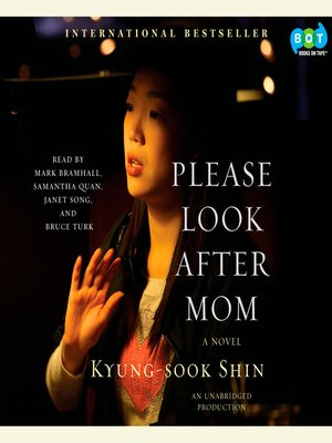 Click this cover for a(n) Audiobook sample of Please Look After Mom.