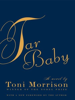 Cover image for Tar Baby