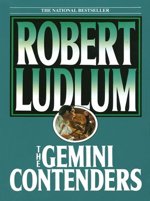 Click this cover for a(n) Audiobook sample of The Gemini Contenders