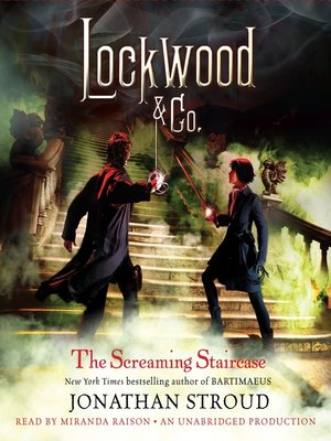 Cover of The Screaming Staircase