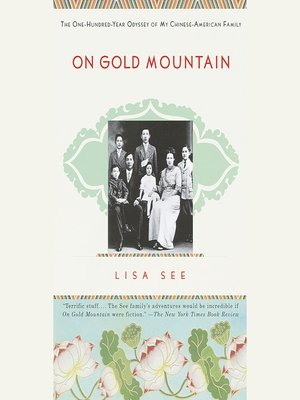 Click this cover for a(n) Audiobook sample of On Gold Mountain
