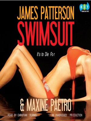 Click this cover for a(n) Audiobook sample of Swimsuit.