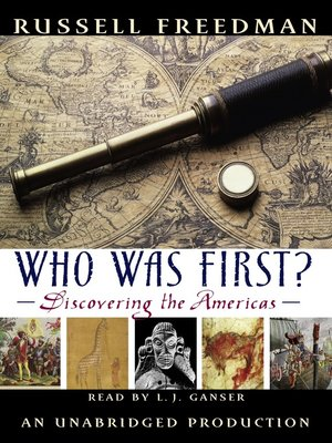 Click this cover for a(n) Audiobook sample of Who Was First?