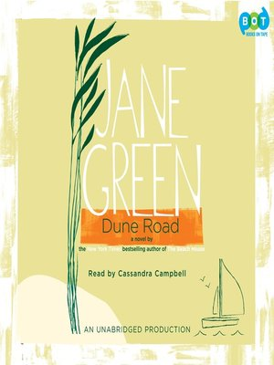 Click this cover for a(n) Audiobook sample of Dune Road