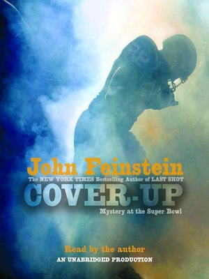 Click this cover for a(n) Audiobook sample of Cover-up.