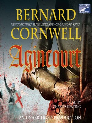 Click this cover for a(n) Audiobook sample of Agincourt.
