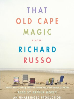 Click this cover for a(n) Audiobook sample of That Old Cape Magic.