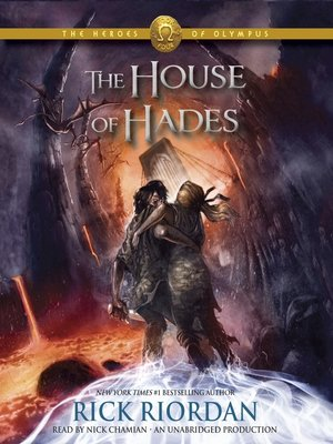Click this cover for a(n) Audiobook sample of The House of Hades.
