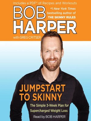 Click this cover for a(n) Audiobook sample of Jumpstart to Skinny.