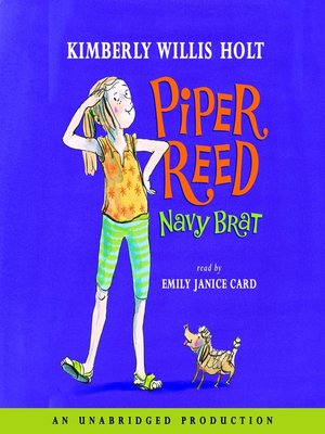 Click this cover for a(n) Audiobook sample of Piper Reed, Navy Brat.