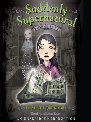 a supernatural author Paranormal books can be fun to read, but hard to write writing the paranormal novel gives techniques for weaving supernatural elements into your story.