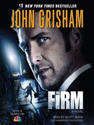 Click this cover for a(n) Audiobook sample of The Firm.
