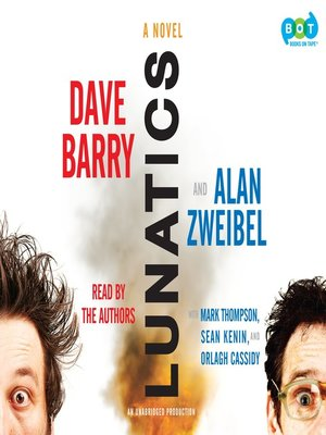 Click this cover for a(n) Audiobook sample of Lunatics.