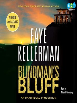 Click this cover for a(n) Audiobook sample of Blindman's Bluff.