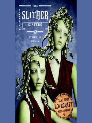 Click this cover for a(n) Audiobook sample of The Slither Sisters.