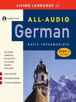 All-Audio German Step 1