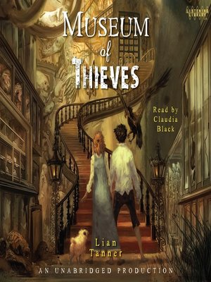 Click this cover for a(n) Audiobook sample of Museum of Thieves.