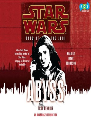 Click this cover for a(n) Audiobook sample of Abyss.