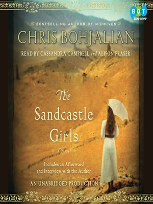 Click this cover for a(n) Audiobook sample of The Sandcastle Girls.