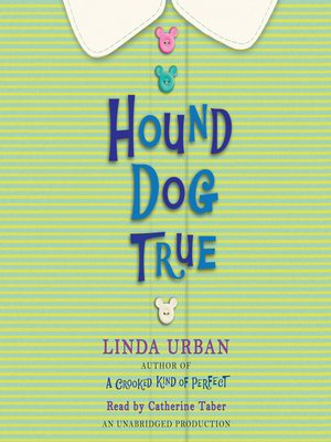 Click this cover for a(n) Audiobook sample of Hound Dog True.