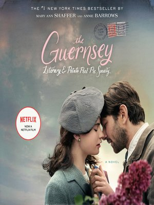 Click this cover for a(n) Audiobook sample of The Guernsey Literary and Potato Peel Pie Society.