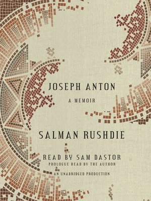 Click this cover for a(n) Audiobook sample of Joseph Anton