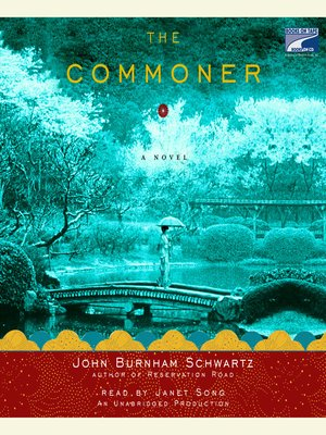 Click this cover for a(n) Audiobook sample of The Commoner.