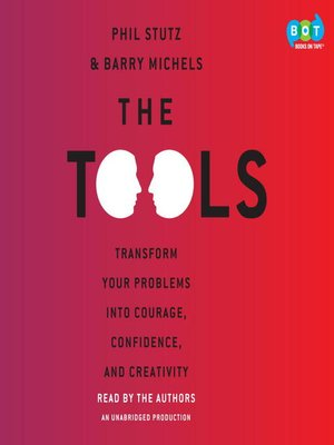 Click this cover for a(n) Audiobook sample of The Tools.