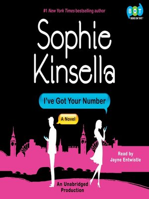Click this cover for a(n) Audiobook sample of I've Got Your Number