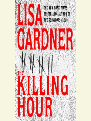 Click this cover for a(n) Audiobook sample of The Killing Hour.