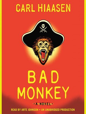 Cover of Bad Monkey