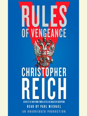Click this cover for a(n) Audiobook sample of Rules of Vengeance.