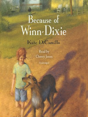 Click this cover for a(n) Audiobook sample of Because of Winn-Dixie.