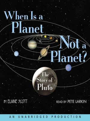 When Is a Planet Not a Planet?