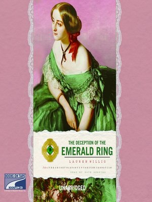 Click this cover for a(n) Audiobook sample of Deception of the Emerald Ring.