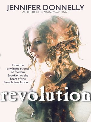Click this cover for a(n) Audiobook sample of Revolution