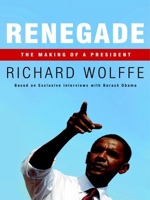 Click this cover for a(n) Audiobook sample of Renegade