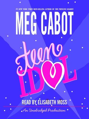 Click this cover for a(n) Audiobook sample of Teen Idol.