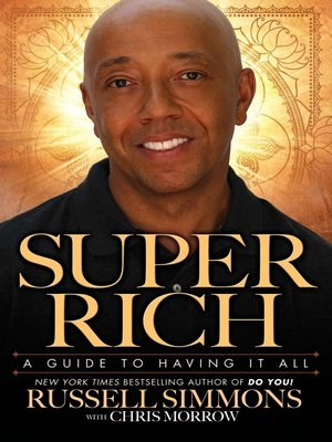 Cover of Super Rich