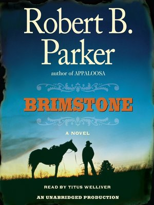 Cover of Brimstone