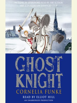 Click this cover for a(n) Audiobook sample of Ghost Knight.