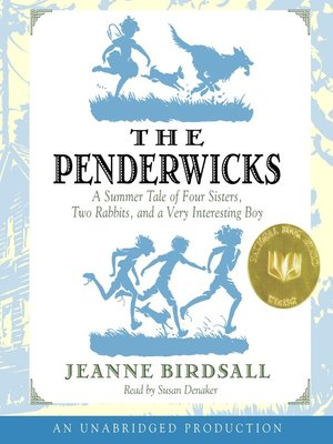 Click this cover for a(n) Audiobook sample of The Penderwicks