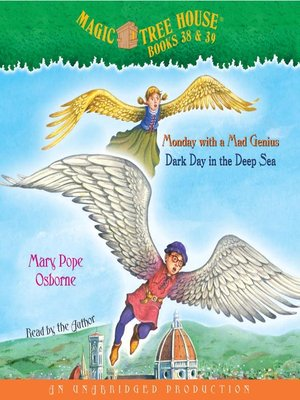 Magic Tree House, Books 38 & 39