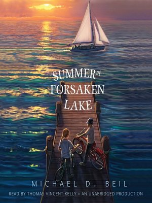 Click this cover for a(n) Audiobook sample of Summer at Forsaken Lake