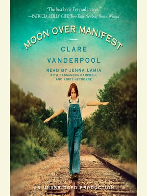 Click this cover for a(n) Audiobook sample of Moon Over Manifest.