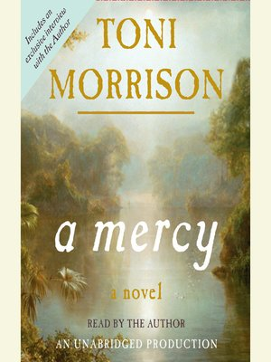 Click this cover for a(n) Audiobook sample of A Mercy.
